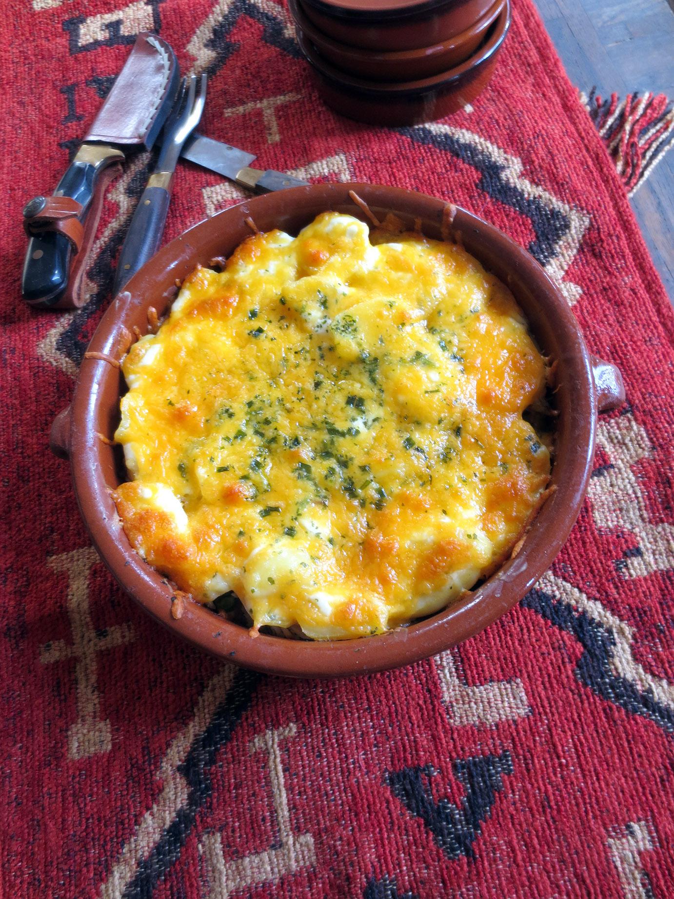 Pastel de pollo gratin de poulet argentin je cuisine donc je suis - Recette de cuisine argentine ...
